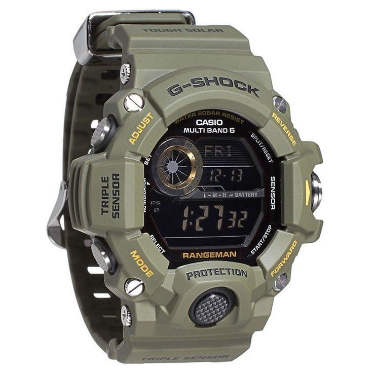 Buy Casio G-shock Army Watch in Pakistan