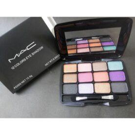Mac 12 Color Eyeshadow Palette in Pakistan