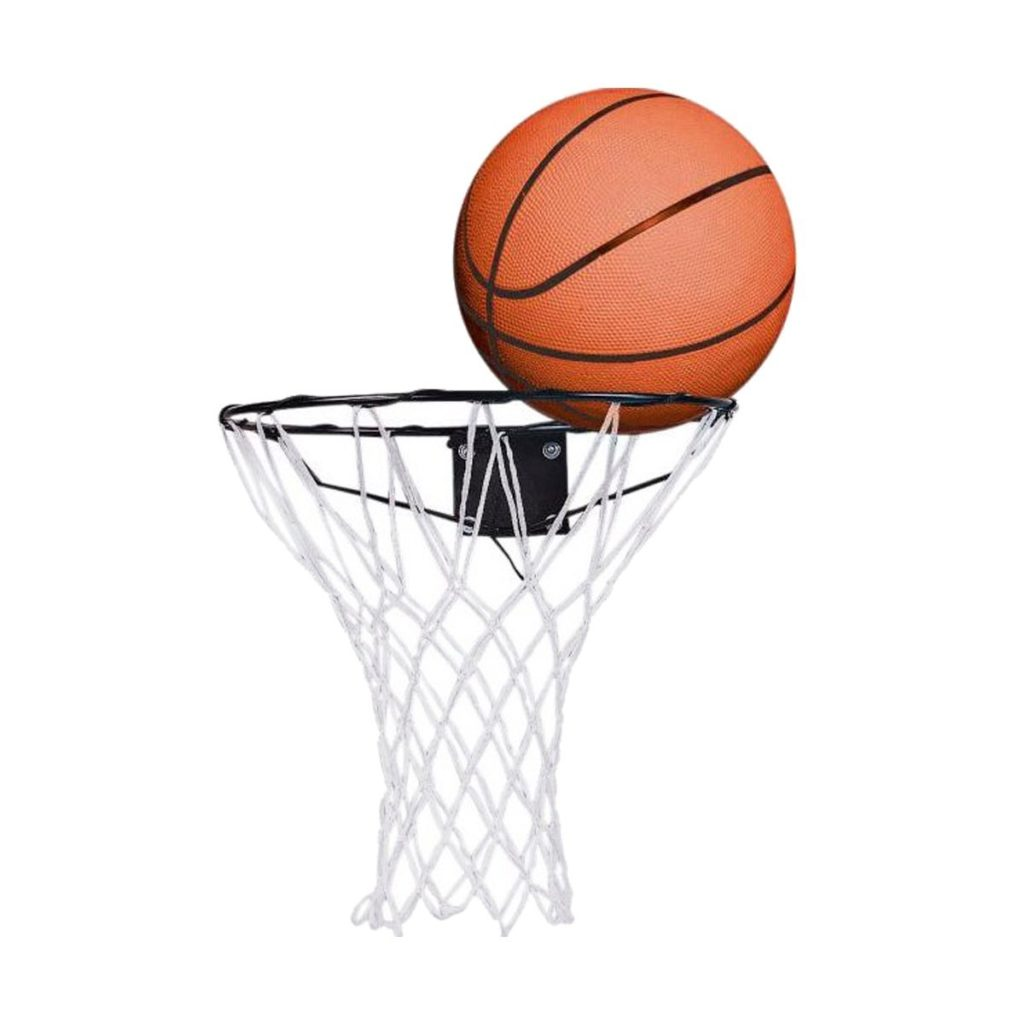 Basketball Ring with Basketball