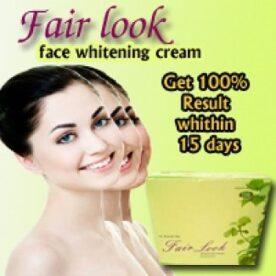 Fair Look Cream in Pakistan