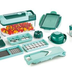 Nicer Dicer Fusion Chopper & Slicer In Pakistan