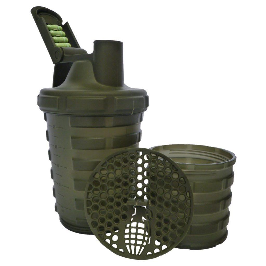 Grenade Shaker in Pakistan