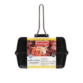 Prestige Cast Iron Chargriller Grill Pan in Pakistan
