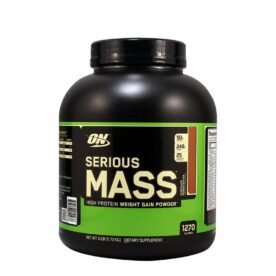 Optimum Nutrition Serious Mass Chocolate Peanut Butter - 6lbs in Pakistan