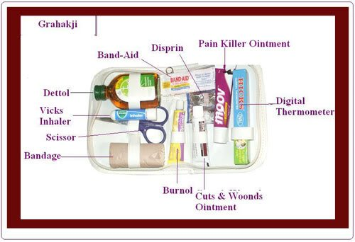 BUY First Aid Box with Accessories In Pakistan | GetNow.pk