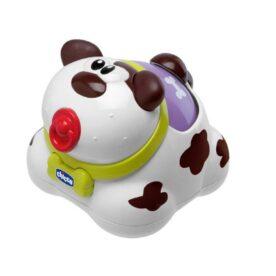 Toy World Chicco Toby Push & Go Crawling Dog Toy