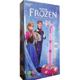 Babies by Stinnos Frozen Microphone with MP3 Jack