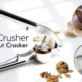 New Garlic Crush And Walnut Cracker