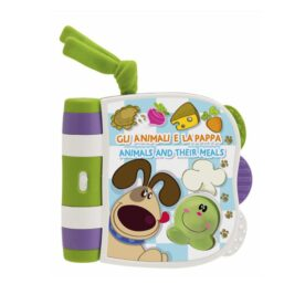 Toy World Chicco Talking Book Musical Toys - Green