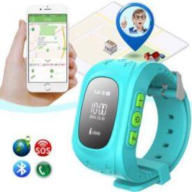 Kids GPS Tracker Q50 Smart Watch in Pakistan