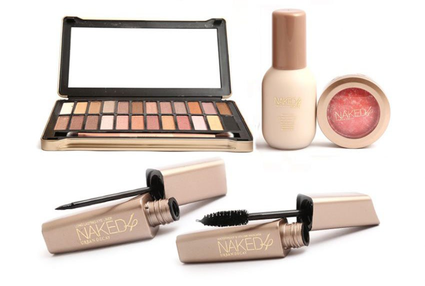 Pack Of 5 Urban Decay Naked Products In Pakistan