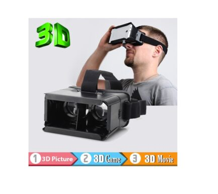 iTek Virtual Reality 3D Glasses