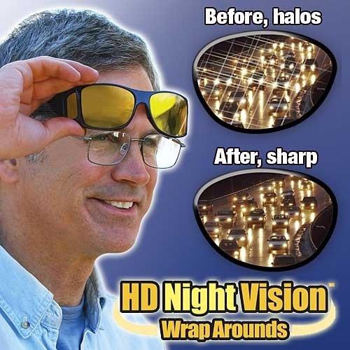 HD Night Vision Glasses