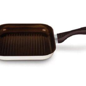New Ceramic Grill Pan Milky