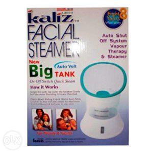 Kaliz 4 in 1 Facial Steamer in Pakistan