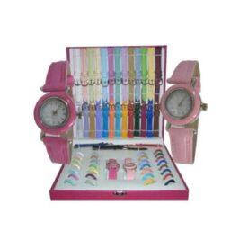 Ladies Interchangeable Strap Watch in Pakistan