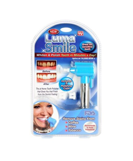 Luma Smile Tooth Polisher in Pakistan