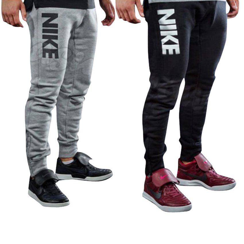 2 Pack of Nike Trousers for Men in Pakistan