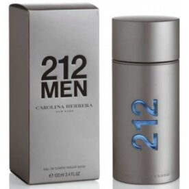 212 Men's Perfume Perfume By Carolina Herrera in Pakistan