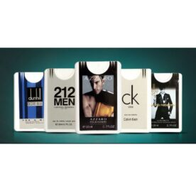 Pack of 4 Pocket Perfumes for Men In Pakistan