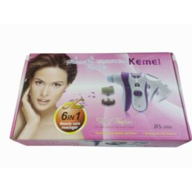 Kemei 6 In 1 Body Care Massager in Pakistan