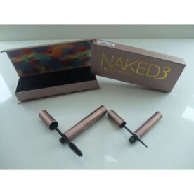 Naked 3 Eyeliner And Mascara In Pakistan