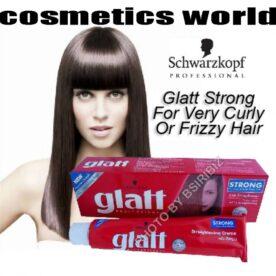Schwarzkopf Glatt Professional Hair Straightener Cream In Pakistan
