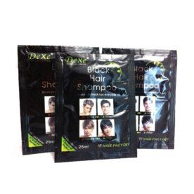 Pack of 10 Dexe Black Hair Shampoos in Pakistan
