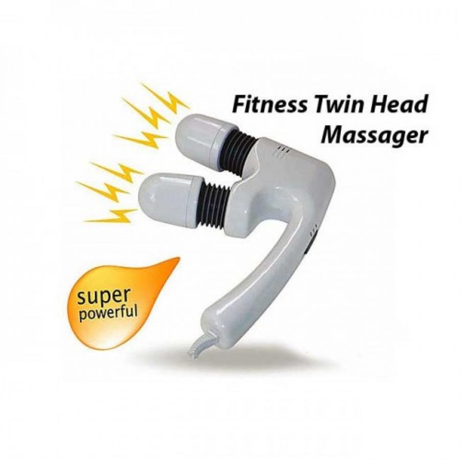 Twin Head Massager