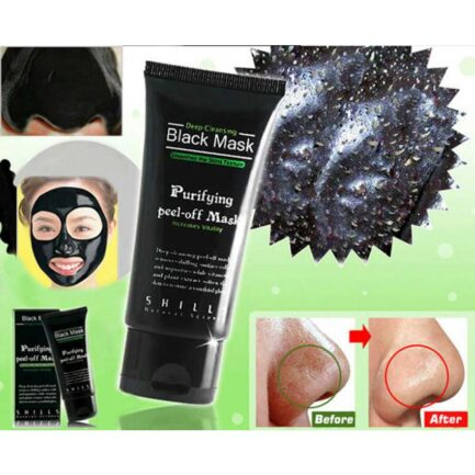 Pack of 2 Black Head Remover Black Mask