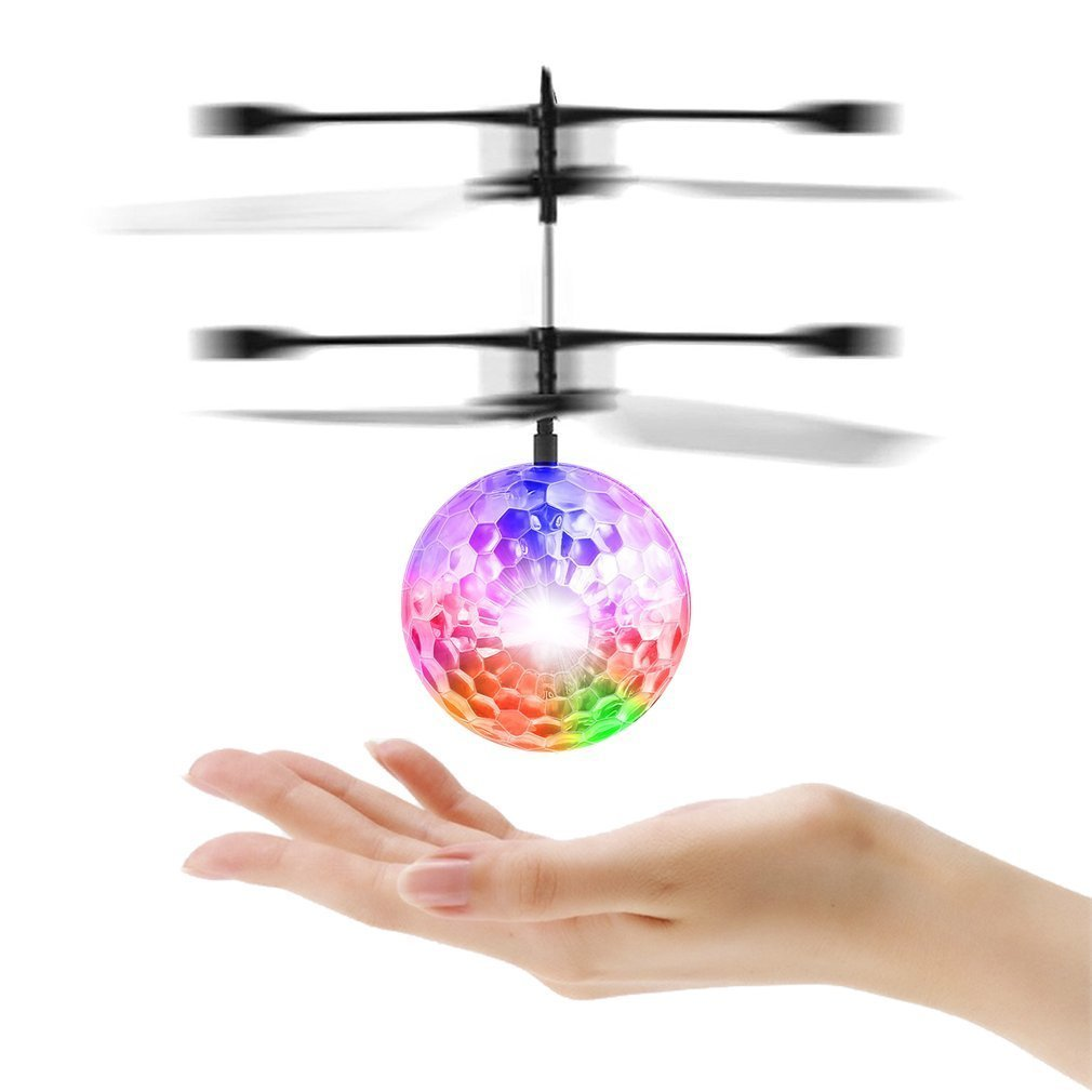 Colorful Flying Ball Helicopter in Pakistan