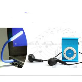 Combo of 1 Mp3 Player + 1 Usb Led Light 1 in Pakistan