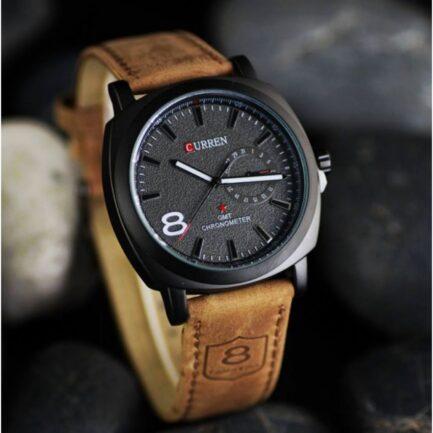 Curren Men's Wrist Watch with Box