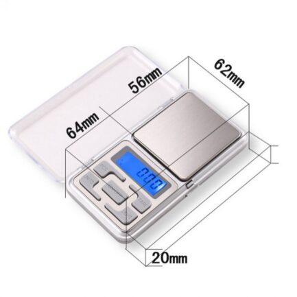 Electronic LCD Display Scale Mini Pocket Digital Scale 200g In Pakistan