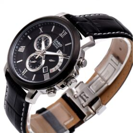 Elegant Casio Edifice Black