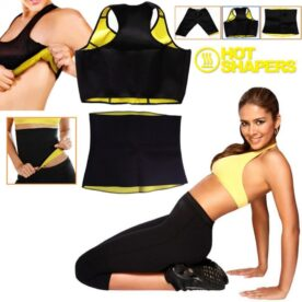 Pack Of 3 Hot Shaper (1 Belt +1 Trouser + 1 Bra) in Pakistan