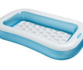 Intex Inflatable Rectangular Baby Pool