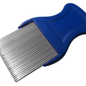 Pack of 2 Stainless Steel Nit & Lice Free Combs in Pakistan