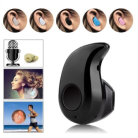 Mini Wireless Bluetooth 4.0 Stereo in-Ear Headset Earphone