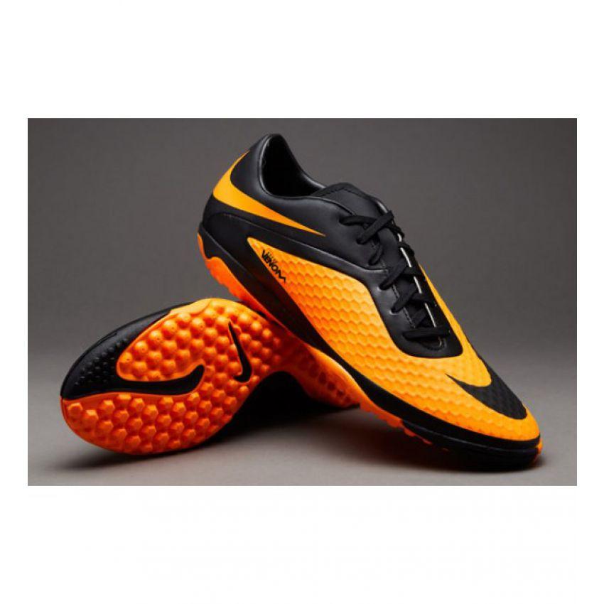 nike hypervenom black amp orange grippers for men get nowpk