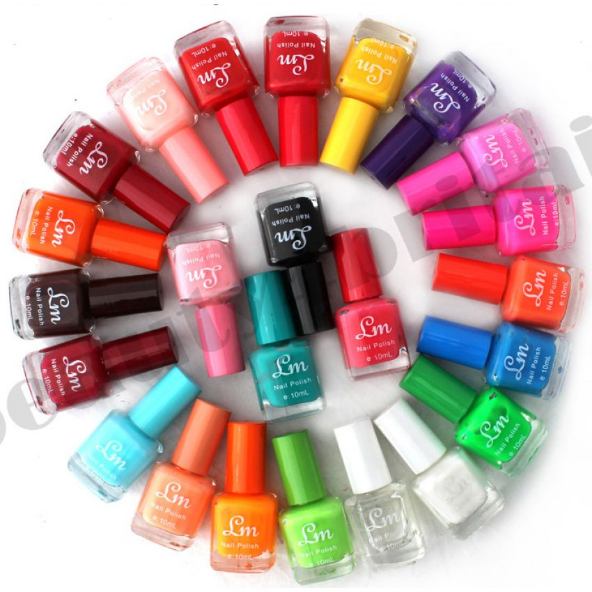 Pack Of 24 Branded Nail Polish Box In Pakistan