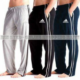 Pack of 3 Adidas Trousers for Him in Pakistan
