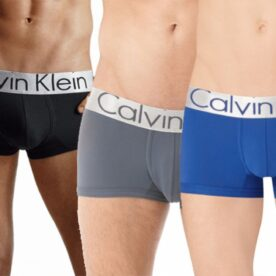 Pack of 3 CK Boxer Underwears in Pakistan