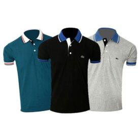 Pack of 3 Polo T-Shirts For Him
