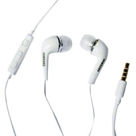 Pack Of 3 Samsung Earphones - White