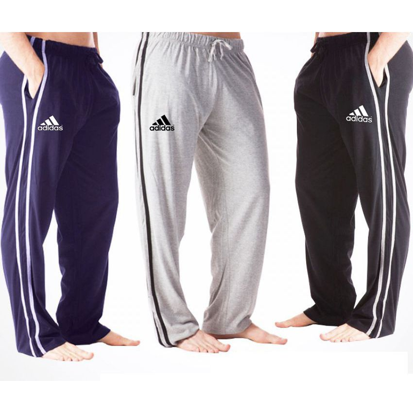 Pack of 3 Trousers for Him Addidas In Pakistan