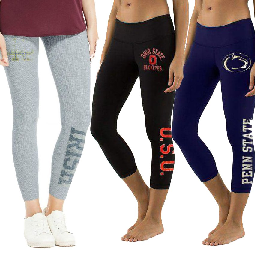 Buy Pack Of 3 Yoga Pants For Her In Pakistan