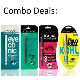 Pack of 4 Kajal For Her