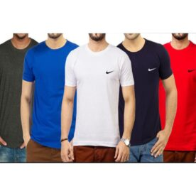 Pack Of 4 Nike Printed T-shirts For Men