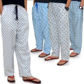 Pack of 4 Pajamas for Men In Pakistan